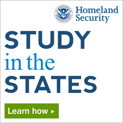 Study in the States website