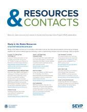 image for Resources & Contacts